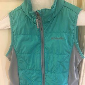 Girls Columbia vest